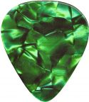 Dimavery Pick 0,96mm Pearleffect green 12x