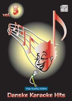 Danske Karaoke Hits vol. 3 CDG