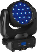 Professional LED moving head washer