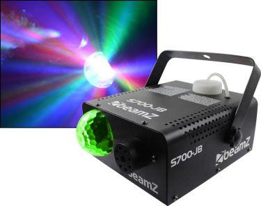Røgmaskine 700W med indbygget Jelly Ball LED Lyseffekt - Super fed effekt!