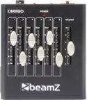 DMX Controller DMX60 - Super simpel 6 kanals DMX styring