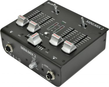 Citronic EFX6.2 2-kanals mixer