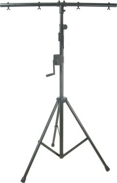 Lysstativ wind-up 3 meter 50 kg