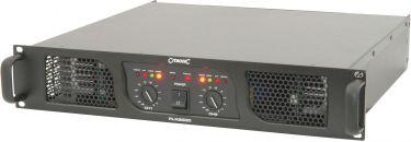 PLX2800 power amplifier, 2 x 1050W @ 4 Ohms