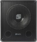 "SMWBA15 Bi-Amplifier Subwoofer 15"" 600W"