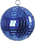 Eurolite Mirror ball 10cm blue