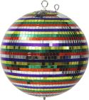 Eurolite Mirror ball 30cm Multicolor
