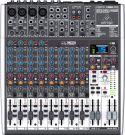 Behringer XENYX X1622USB 12 kanals Mixer m. EQ, Multi-FX Processor og USB/Audio Interface