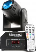 BeamZ Panther 15 - Mini Moving Head Spot / 10W LED RGBW