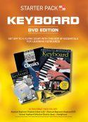 Startpakke komplet til keyboard inkl. undervisningsmateriale på DVD