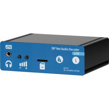 Audio via IP NET-DECODER/L