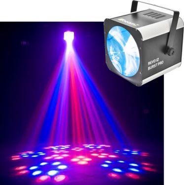 Revo 12 Burst Pro 469 DMX / Musikstyret LED lyseffekt (469x LED RGB)