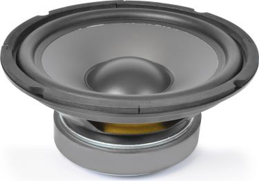 "Hi-Fi basenhed med polymembran / 8"" bas 100W rms 8 ohm"