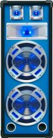 "Disco PA speaker 2x 10"" 800W LED"
