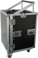 "PD-F12U8 19"" Rackcase 12U with Wheels"