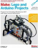 Make: Lego and Arduino Projects (Engelsk)