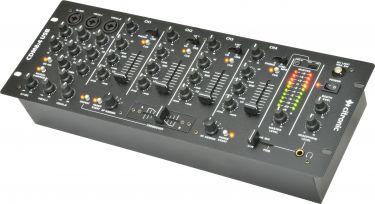 "Citronic CDM8:4 USB 19"" DJ mixer - tilslut PC direkte via USB"