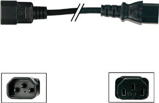 GOOBAY - USB 2.0 lyn-ladekabel - A han til micro B han (3A) (1m)