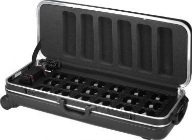 Transport case with intelligent PWM quick-charge function ATS-36C