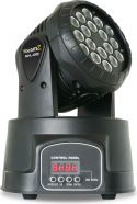 MHL108MK3 Mini Moving Head 18x 3W (3-1 RGB)