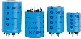 Elektrolyt metal 1000uF / 100V