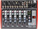 Power Dynamics PDM-L405 6-kanals musik mixer / Phantom power / Echo / MP3