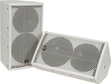 "CX-8086 speakers 6.5"" 80W pair - white"