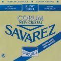 Savarez Blå New Corum guitarstrengesæt high