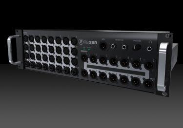 Mackie DL32R Digital Live Sound mixer m/iPad control