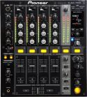 Pioneer DJM-700-K Mixer, sort