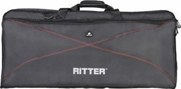 RitterBag Keyboard, Farve: Sort & Rød