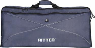RitterBag Keyboard, Farve: Navyblå, Grå & Hvid