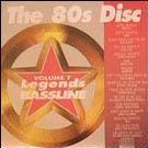 Legends Bassline vol. 7 - The 80s Disc