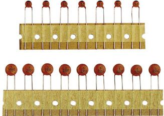 CERAMIC CAPACITOR 22pF C22