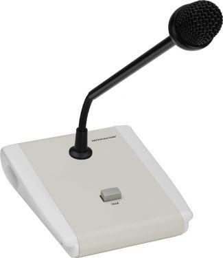 PA desktop microphone (push-to-talk) PA-5000PTT