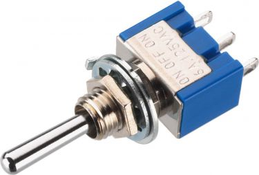 Precision Toggle Switches MS-524