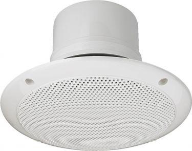 Weatherproof flush-mount PA speakers EDL-206