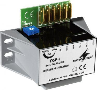 Mono speaker protection module DSP-1