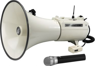 Megafon m/trådløs mikr. TXM-48