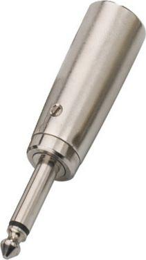 Adapter XLR/6.3mm mono plug NTA-111