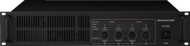 4-channel professional PA amplifier, 1,000W STA-1004