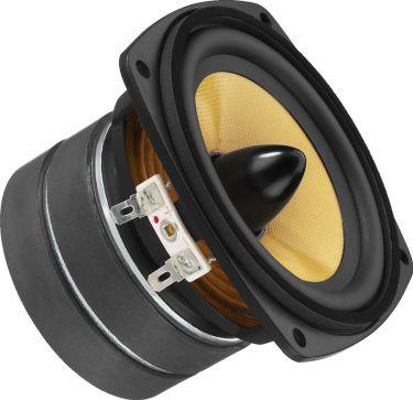 High-tech midrange speaker, 40W, 8Ω SPH-102KEP