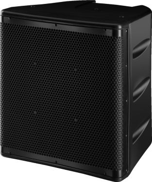 Weatherproof high-performance PA subwoofer, 800 W, 8 Ω PSUB-18WP