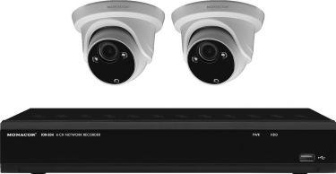 COMFORT Line video surveillance set IOZ-204DV