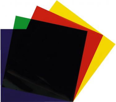 Set of Colour Filters LEF-64SET