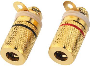 Pair of speaker pole terminals BP-250G