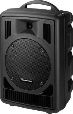 Portable amplifier systems TXA-800CD