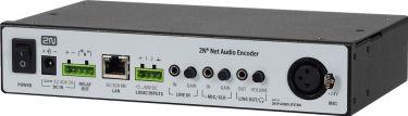 Audio signal converter NET-ENCODER