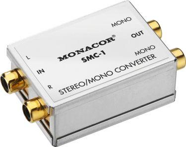 Stereo/mono konverter SMC-1