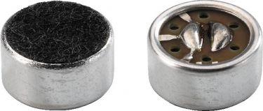 High-quality back electret microphone cartridge MCE-404U